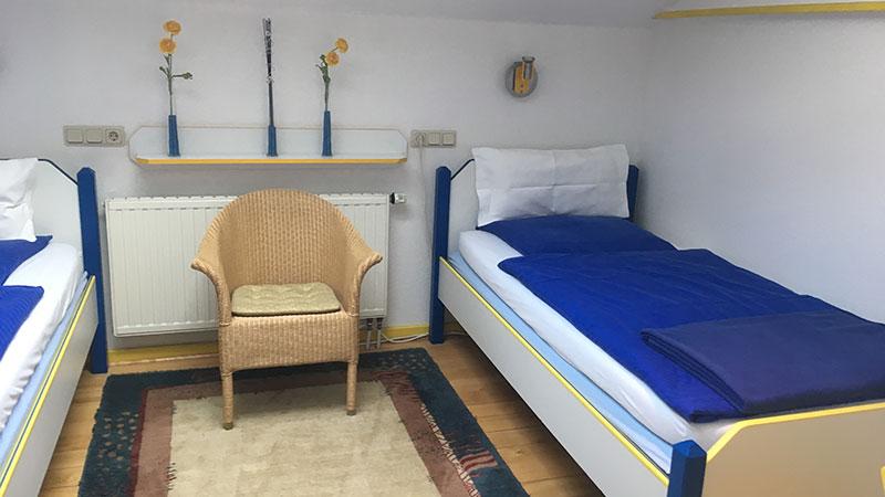 Doppelzimmer Scheune